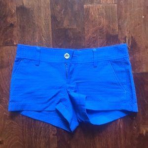 Lilly Pulitzer preppy shorts
